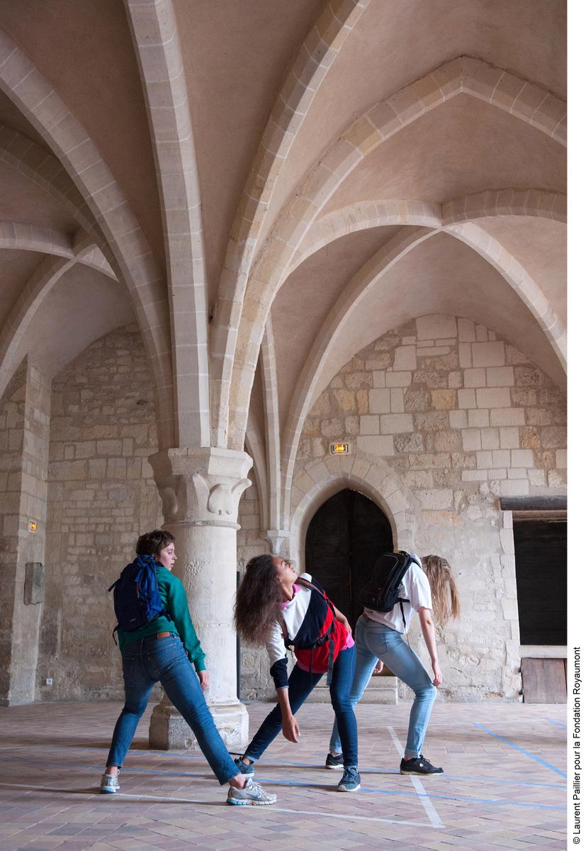 © Laurent Paillier pour l'Abbaye de Royaumont